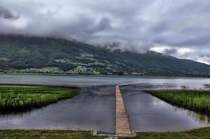 Lake Plav, Montenegro