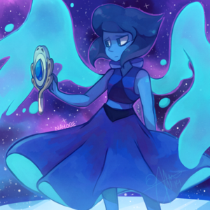 Lapis and the Mirror