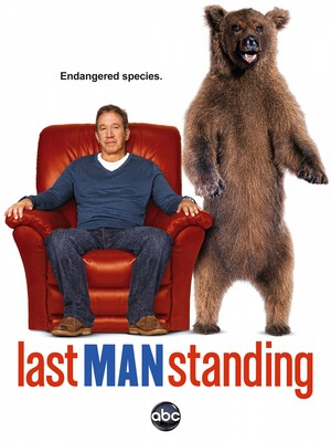 Last Man Standing Poster - Season 1 - Endangered Species