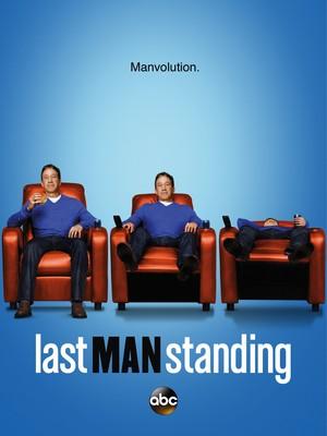 Last Man Standing Poster - Season 1 - Manvolution