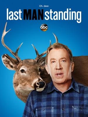 Last Man Standing Poster - Season 1 - Oh, deer.