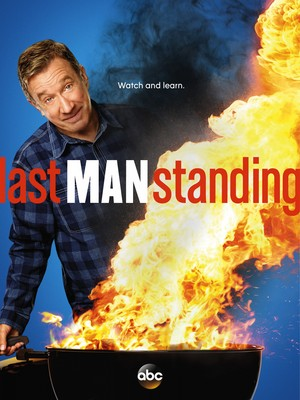 Last Man Standing Poster - Season 1 - Watch and learn.