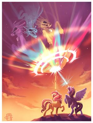 Le ponies