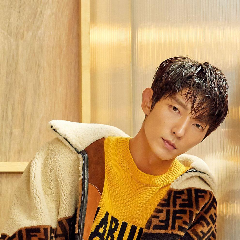 """Lee Joon Gi for """" ELLE MEN """"Hong Kong"""