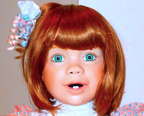 The Debra Glenn Osmond 팬 Page 바탕화면 titled Little Debbie Doll