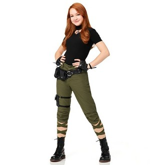 Live Action Kim Possible First Look