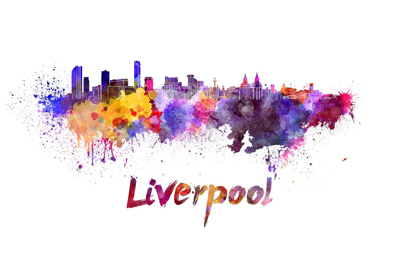 Liverpool In Art