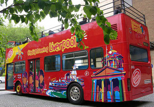 Liverpool Sightseeing Bus