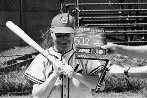 Louis de Funes तारा, स्टार du baseball