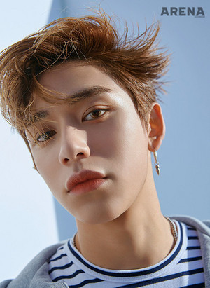 Lucas (NCT) Arena Homme Plus Magazine May Issue 18