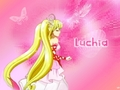 Luchia Wallpaper - mermaid-melody wallpaper