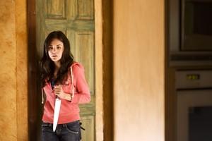 Lucy Hale in Fear Island