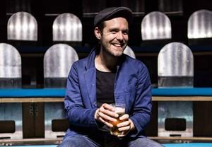 Luke Norris at Independent UK Photoshoot