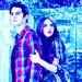 Lydia and Stiles - teen-wolf icon