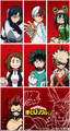 MHA Wallpaper (Phone ver.) - anime wallpaper