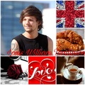 Made this today on picsart:) - louis-tomlinson fan art