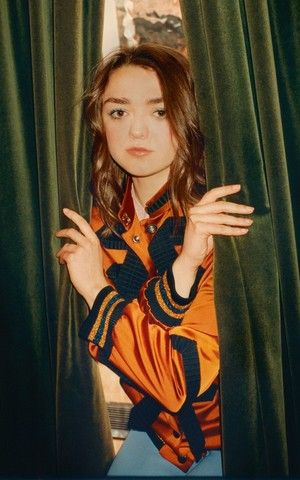 Maisie Williams ~ Telegraph ~ July 2018