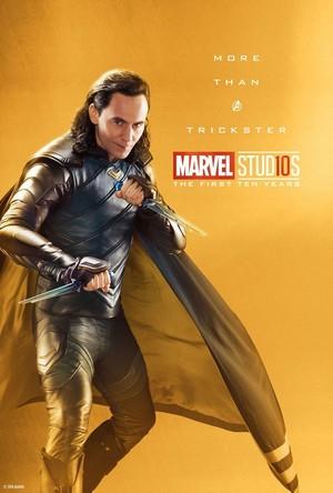 Marvel Studios - 10 Years of Marvel - Loki