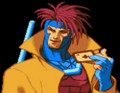 Marvel Vs Capcom - Gambit
