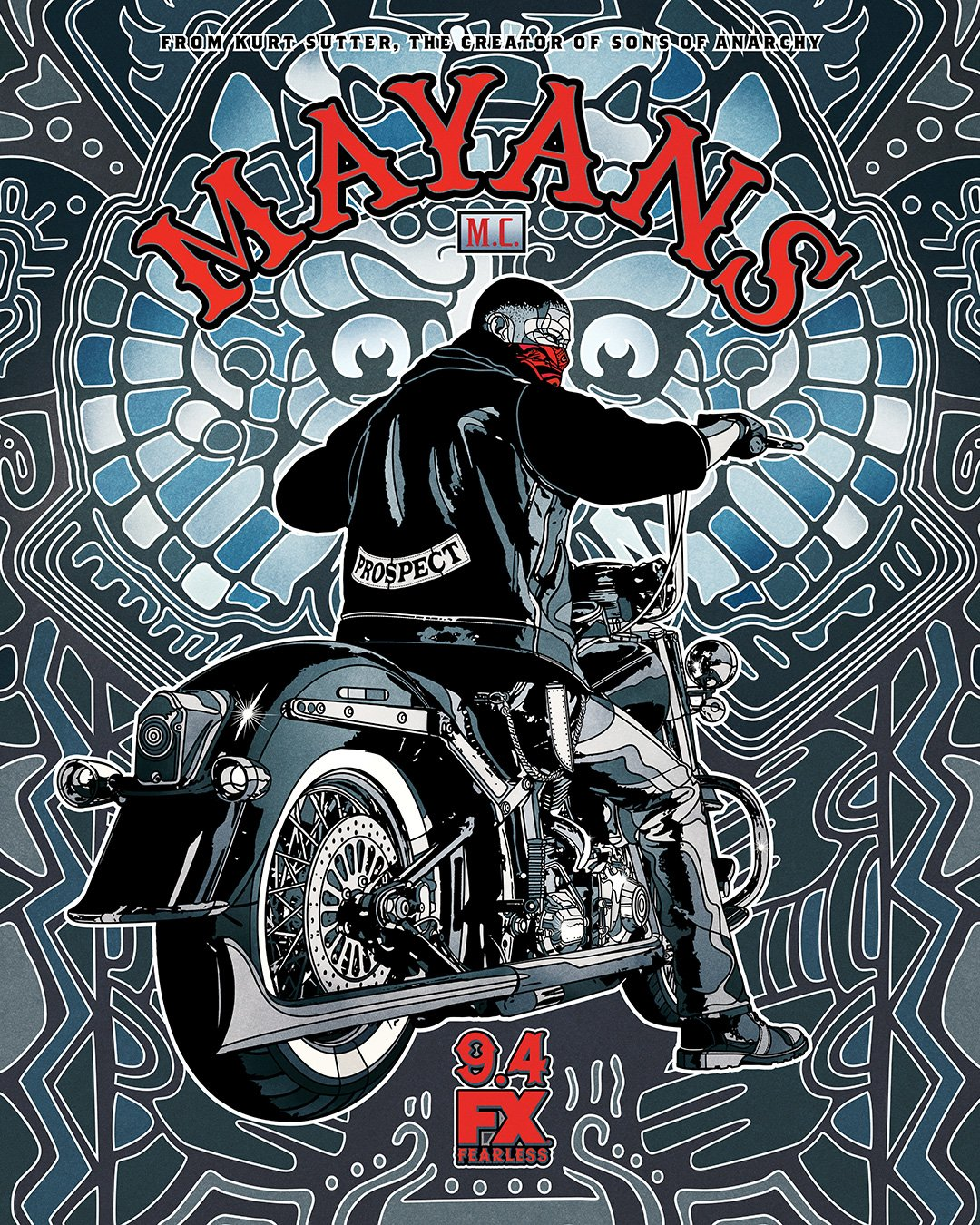 Mayans MC - Season 1 Poster