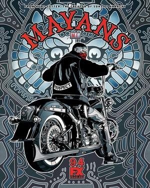 Mayans MC - Season 1 Poster