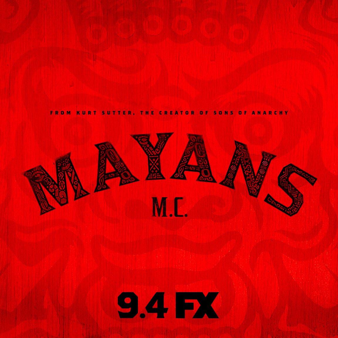 Mayans MC - Season 1 Premiere تاریخ Poster
