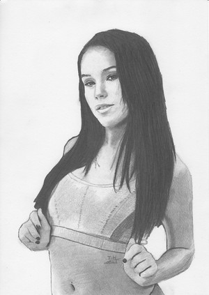 Megan Rain fan Art