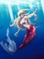 Mermaid Thetis (Saint Seiya)