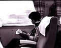 Michael Catching Up On Some Reading - michael-jackson photo