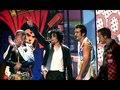Michael Jackson and NSYNC