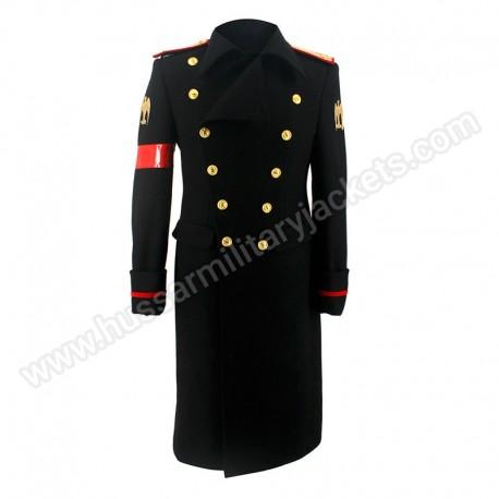 Michael's Iconic Military manteau