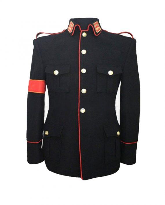 Michael's Iconic Military jacke