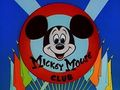 Mickey Mouse Club Logo  - disney photo