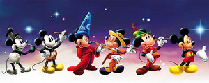 Mickey muis Evolution