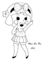 Miss La Sen chibi7