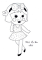Miss La Sen chibi712 5