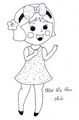 Miss La Sen chibi7124