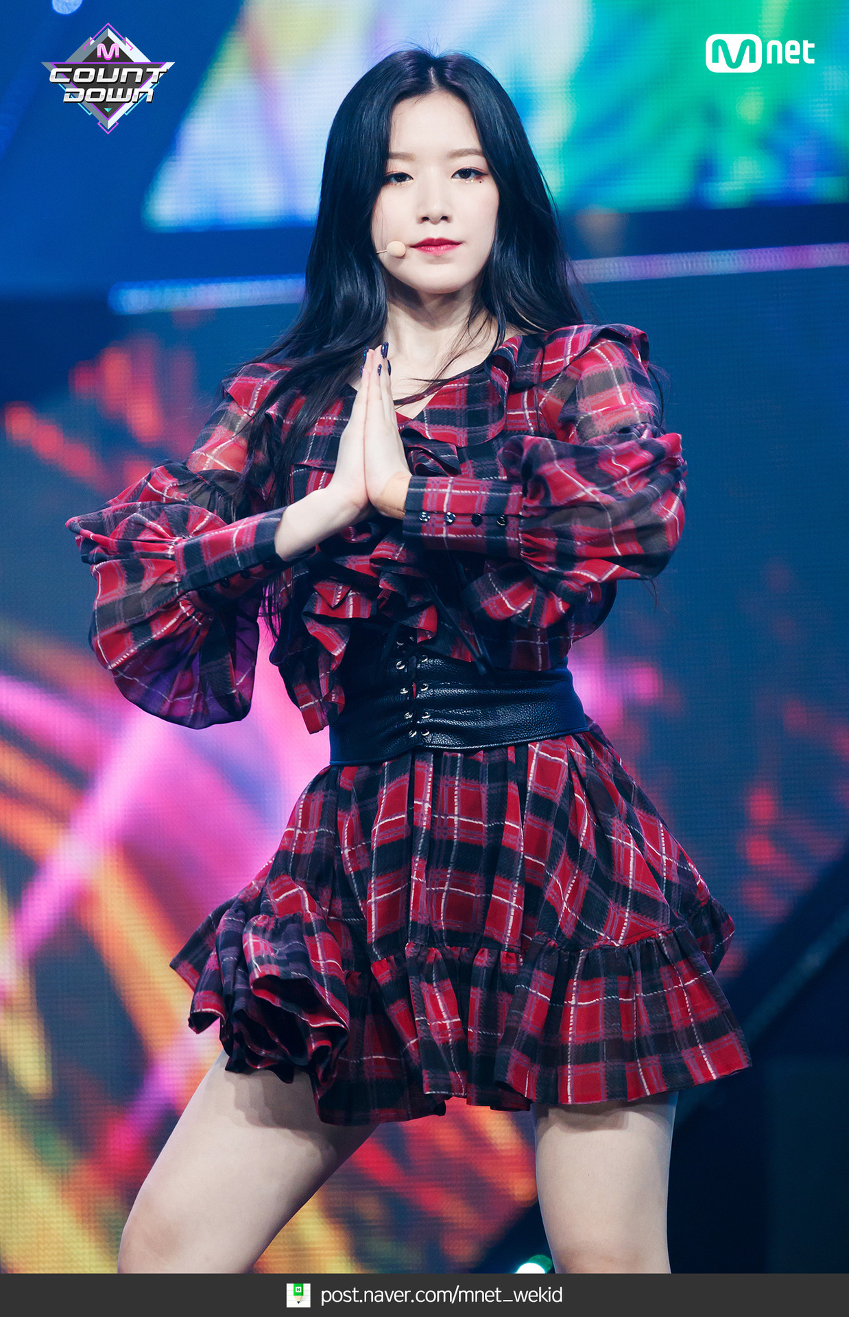 Mnet M!Countdown Naver Update - Shuhua - G)I-DLE foto (41404848