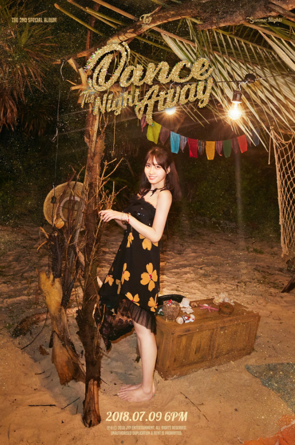Momo teaser image for 'Dance the Night Away'