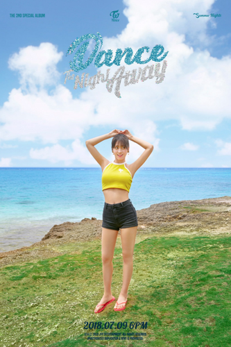 Twice (JYP Ent) wallpaper called Momo teaser image for 'Dance the Night Away'