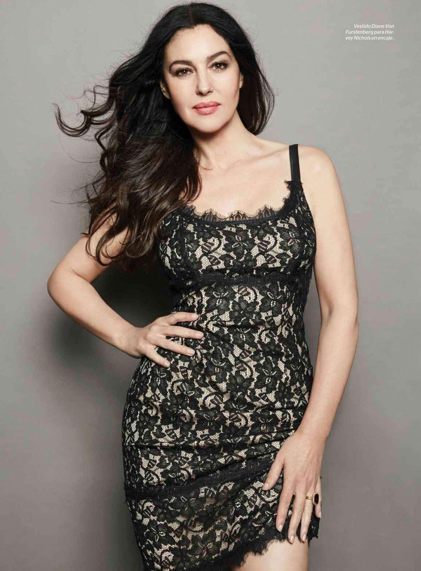 Monica Bellucci for Esquire Mexico Magazine [October 2015]