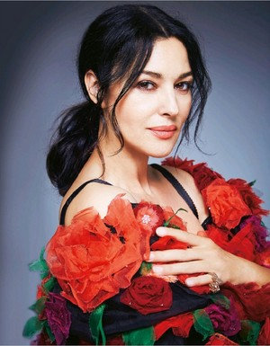 Monica Bellucci for Grazia Italy [September 2016]