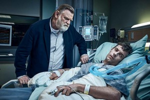Mr. Mercedes Season 2 Official Picture - Bill Hodges and Brady Hartsfield