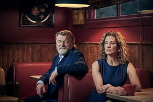 Mr. Mercedes Season 2 Official Picture - Bill and Donna Hodges
