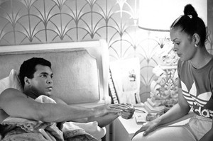 Muhammad Ali And Third Wife, Veronica
