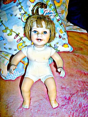 My Debbie Tiny Tot Doll