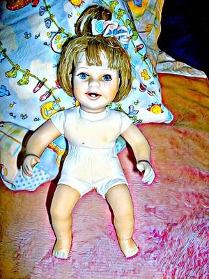 My Debbie Tiny Tot Doll