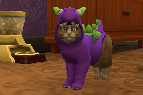 jlhfan624 achtergrond titled My Sims ~ boter