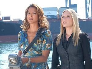 Natalia and Calleigh