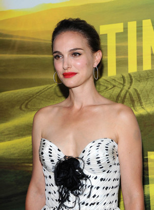 Natalie Portman at Eating Tiere New York Screening